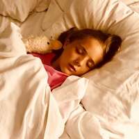 kinderen slapen