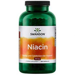 niacine supplement